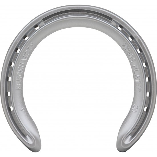 ALU KINGS PLATE EXTRA SOUND Unclipped Front (pair)