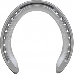ALU KINGS PLATE EXTRA SOUND Toeclipped Hind (pair)