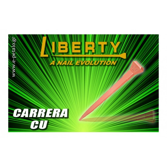 Liberty Nails, type CARRERA CU