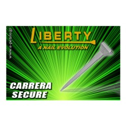 Liberty Nails, type CARRERA SECURE