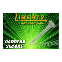 Liberty Nails, type CARRERA SECURE