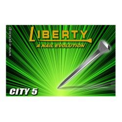 Liberty Nails, type CITY
