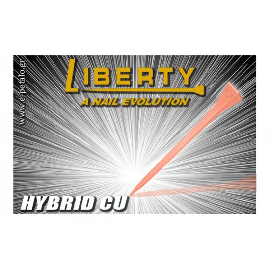 Liberty Nails, type HYBRID CU