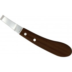 Hoof Knife, DIAMOND WIDE BLADE