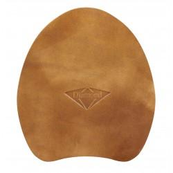 Wedged Leather Pads, DIAMOND