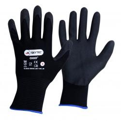 Safety Nitrile Gloves