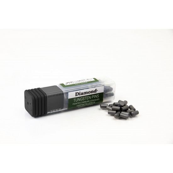 Tungsten Pins, STROMSHOLM  6 mm